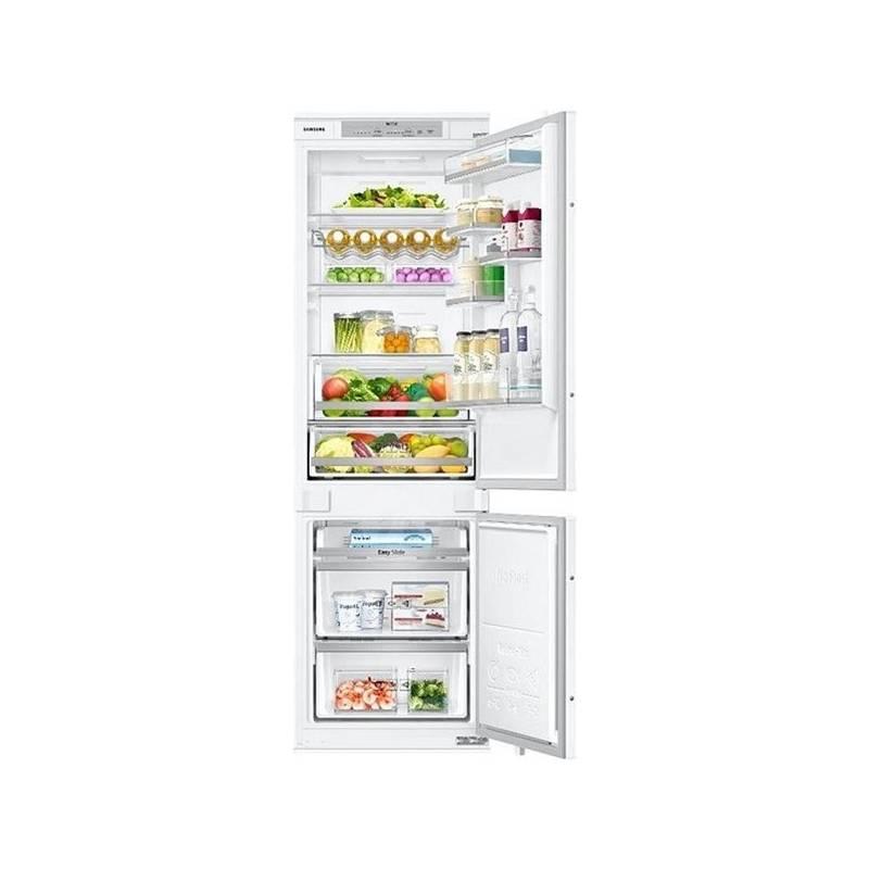 Kombinácia chladničky s mrazničkou Samsung BRB260034WW/EF + Doprava zadarmo