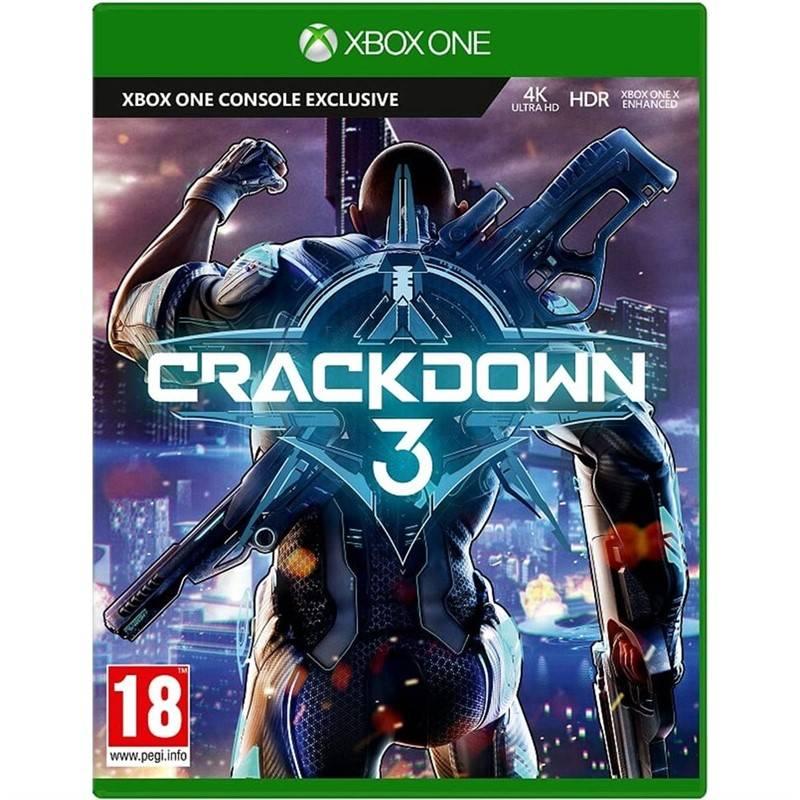 Hra Microsoft Xbox One Crackdown 3 (7KG-00015)