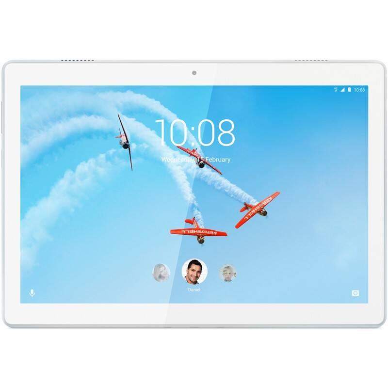 Dotykový tablet Lenovo Tab M10 32 GB LTE (ZA490089CZ) bílý
