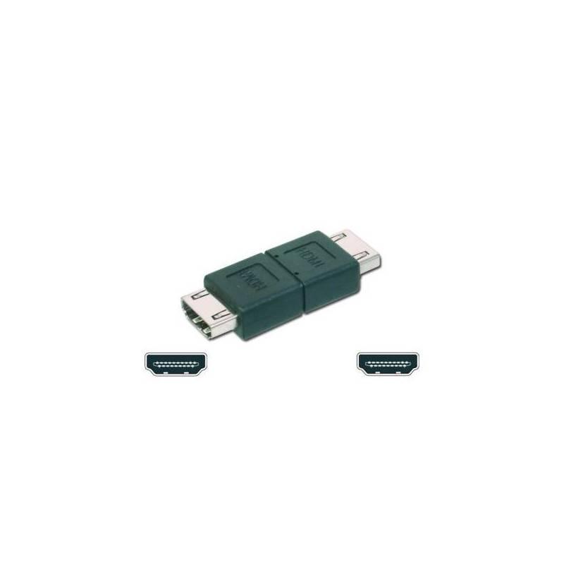 Spojka Digitus HDMI / HDMI (AK-330500-000-S) čierna