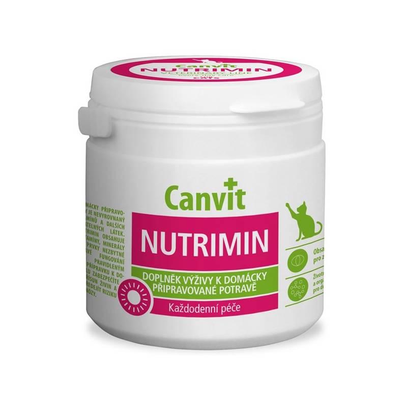 Tablety Canvit Nutrimin pro kočky 150g new