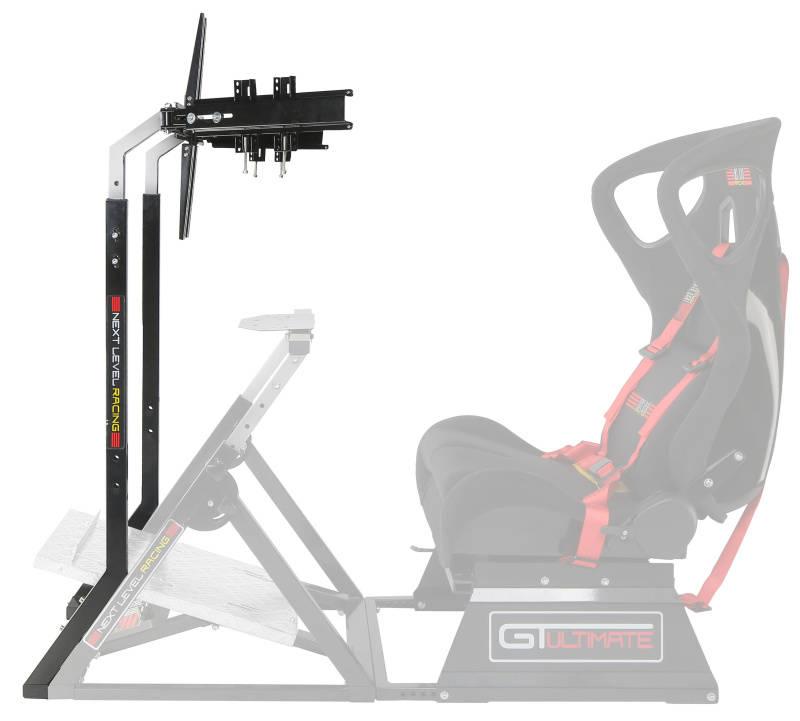 Držák Next Level Racing pro 1-3 monitory do kokpitu GTultimate V2 (NLR-A001)