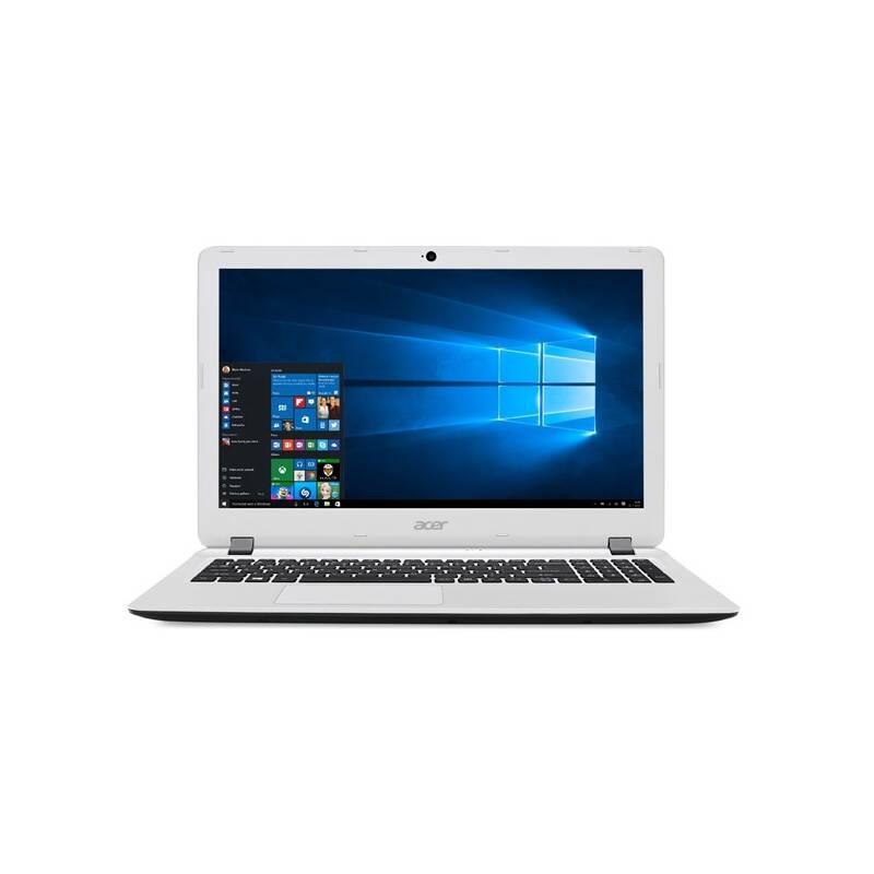 Notebook Acer Aspire ES 15 (ES1-533-P75Z) (NX.GFVEC.005) biely + Doprava zadarmo