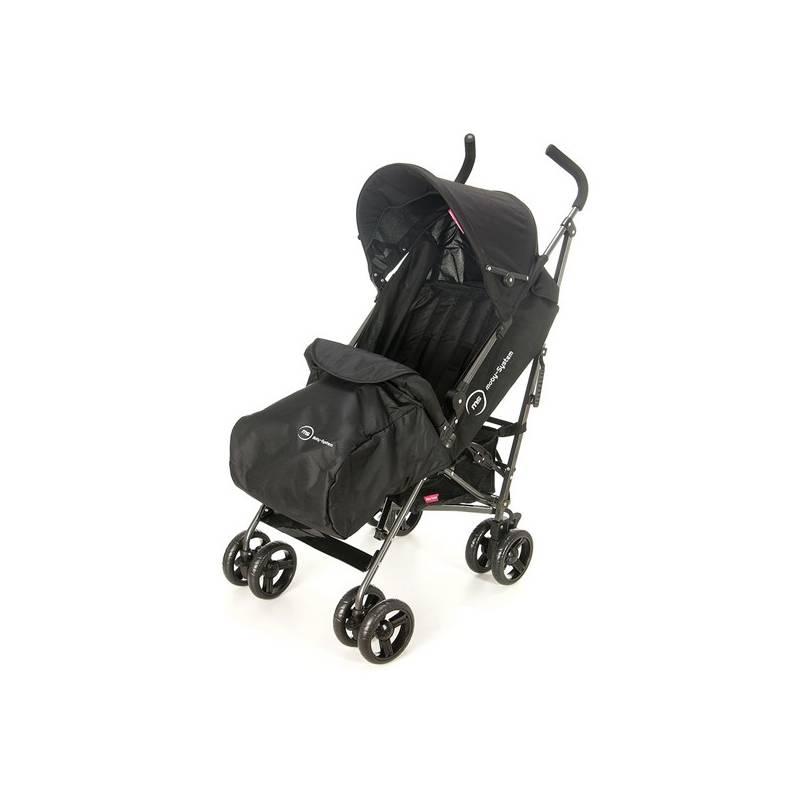 Kočík golfové palice Sun Baby Almond black čierny + Doprava zadarmo