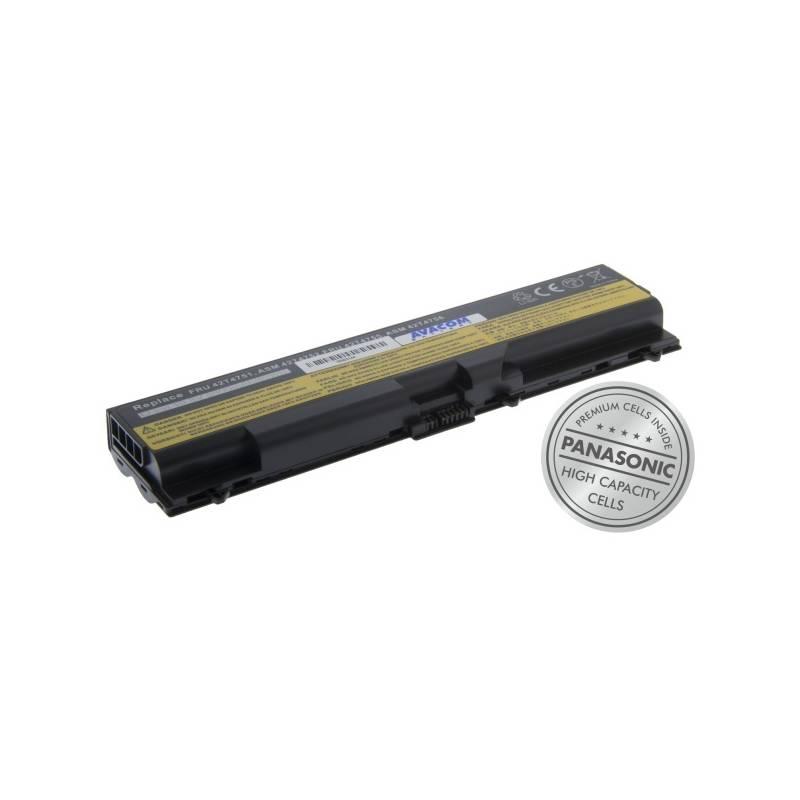 "Batéria Avacom pro Lenovo Lenovo ThinkPad T410/SL510/Edge 14""/Edge 15"" Li-Ion 11,1V 5800mAh (NOLE-SL41-P29)"