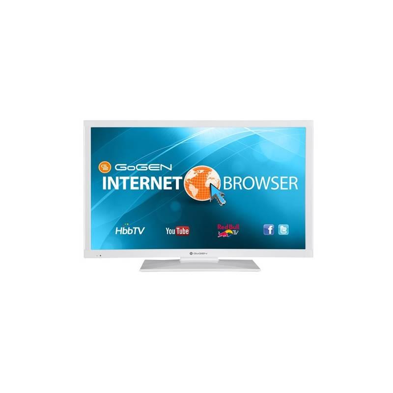 25dea32c0 Televízor GoGEN TVL 22780 WEBW biela | HEJ.sk