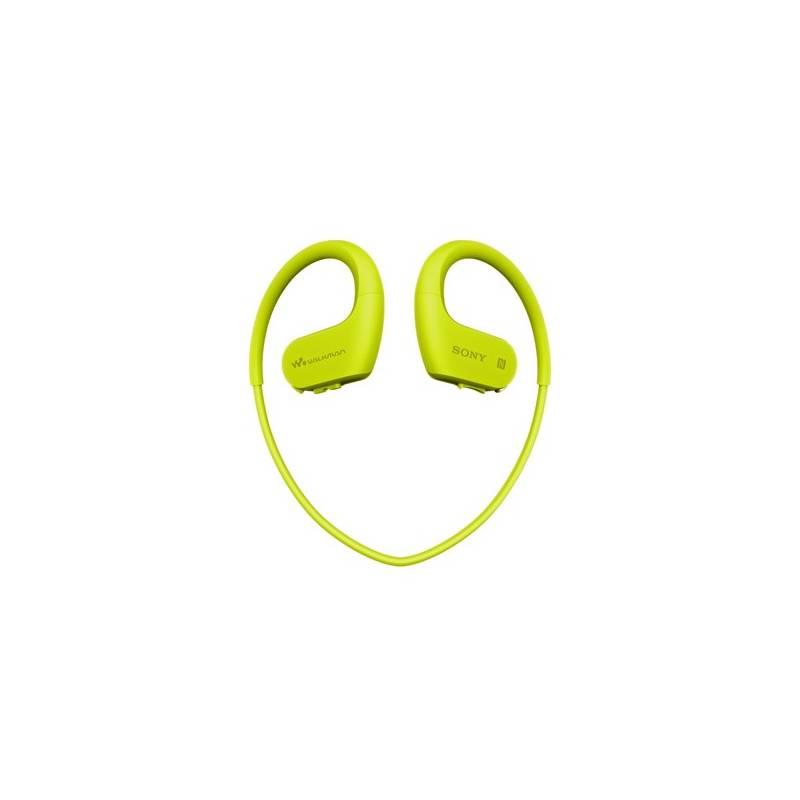MP3 prehrávač Sony NW-WS623G zelený