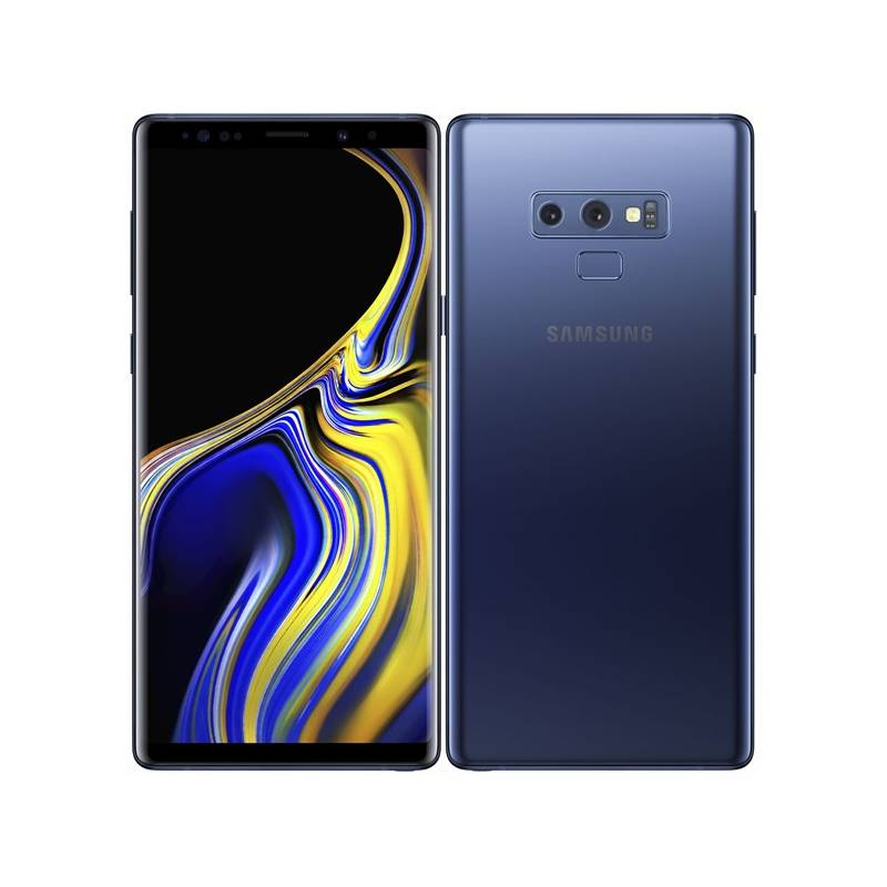 Mobilný telefón Samsung Galaxy Note9 (SM-N960FZBDORX) modrý + Doprava zadarmo