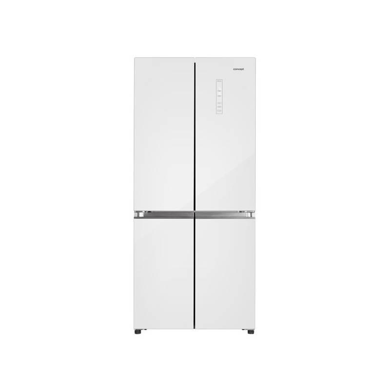 Kombinácia chladničky s mrazničkou Concept LA8783wh biela + dodatočná zľava 10 % + Doprava zadarmo