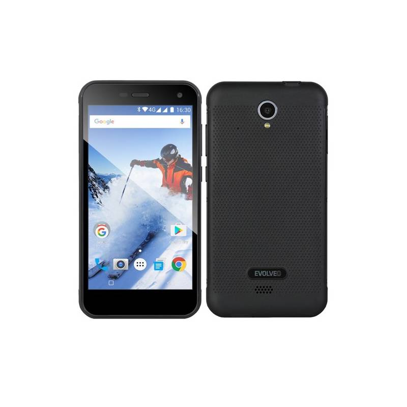 Mobilný telefón Evolveo StrongPhone G4 (SGP-G4-A7) čierny Software F-Secure SAFE, 3 zařízení / 6 měsíců (zdarma)
