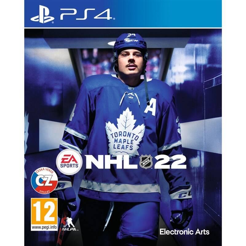 Hra EA PlayStation 4 NHL 22 (EAP454553)