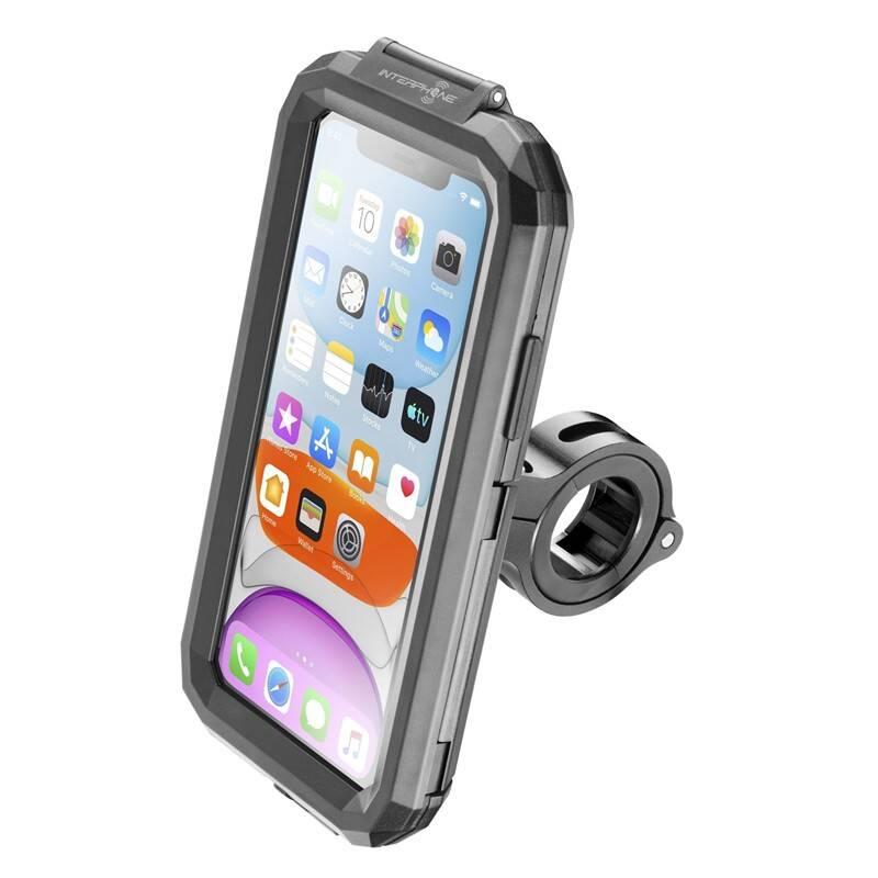 Držiak na mobil Interphone na Apple iPhone 11, úchyt na řídítka (SMIPHONE11)