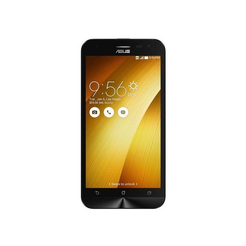 Mobilný telefón Asus ZenFone 2 Laser 16 GB ZE500KL (ZE500KL-6G139WW) zlatý