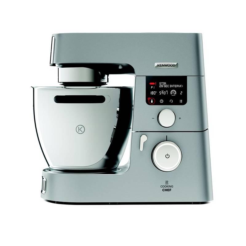 Kuchynský robot Kenwood Cooking Chef KCC9040S strieborný + Doprava zadarmo