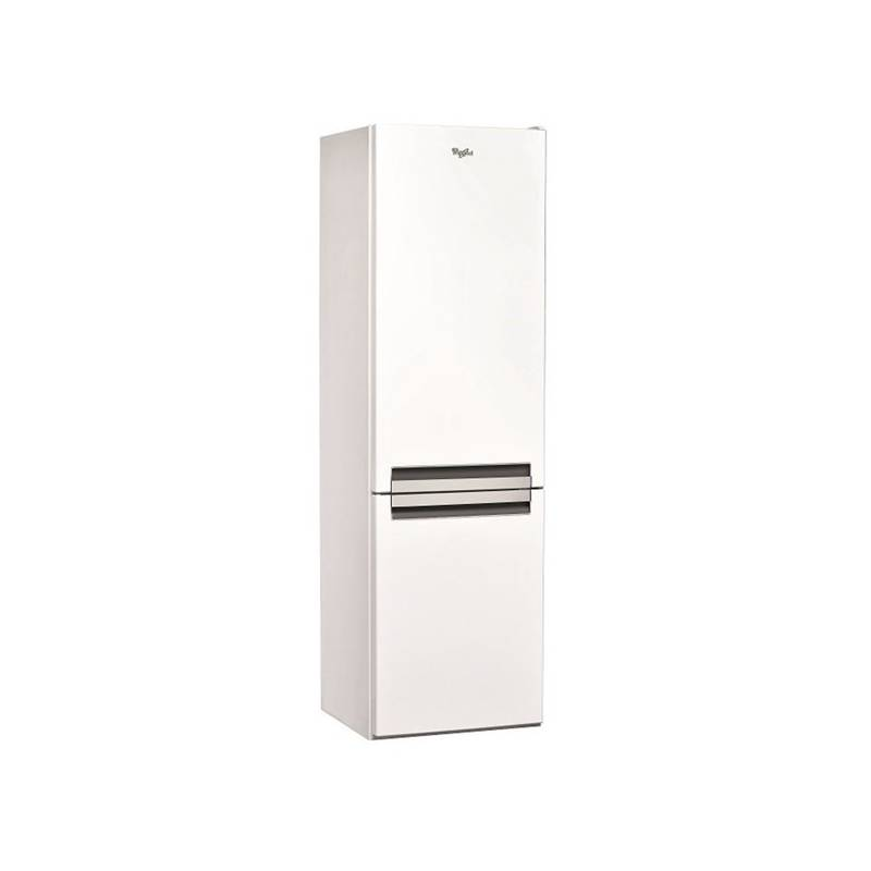 Kombinácia chladničky s mrazničkou Whirlpool BSNF 8122 W biela + Doprava zadarmo