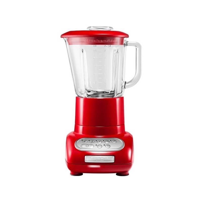 Stolný mixér KitchenAid Artisan 5KSB5553EER červený + Doprava zadarmo