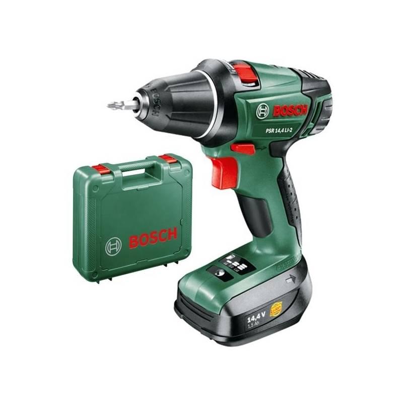 Aku vŕtačka Bosch PSR 14,4 LI-2 upgrade