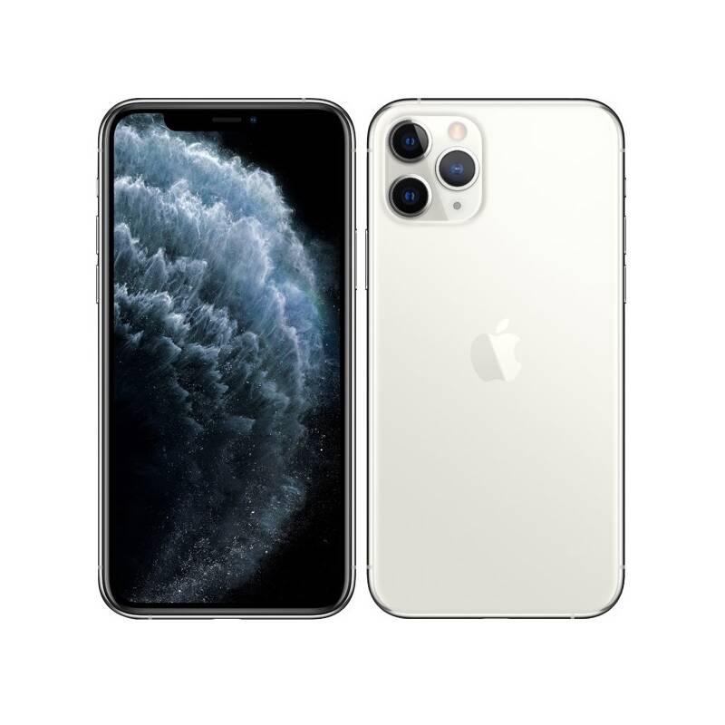 Mobilní telefon Apple iPhone 11 Pro 512 GB - Silver (MWCE2CN/A)