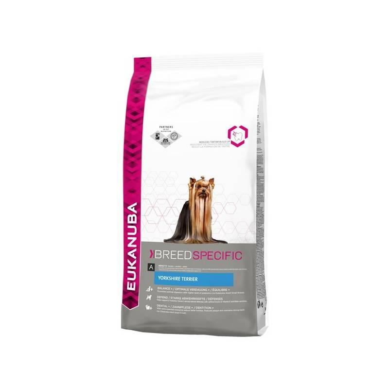 Granule Eukanuba Yorkshire Terrier 2 kg