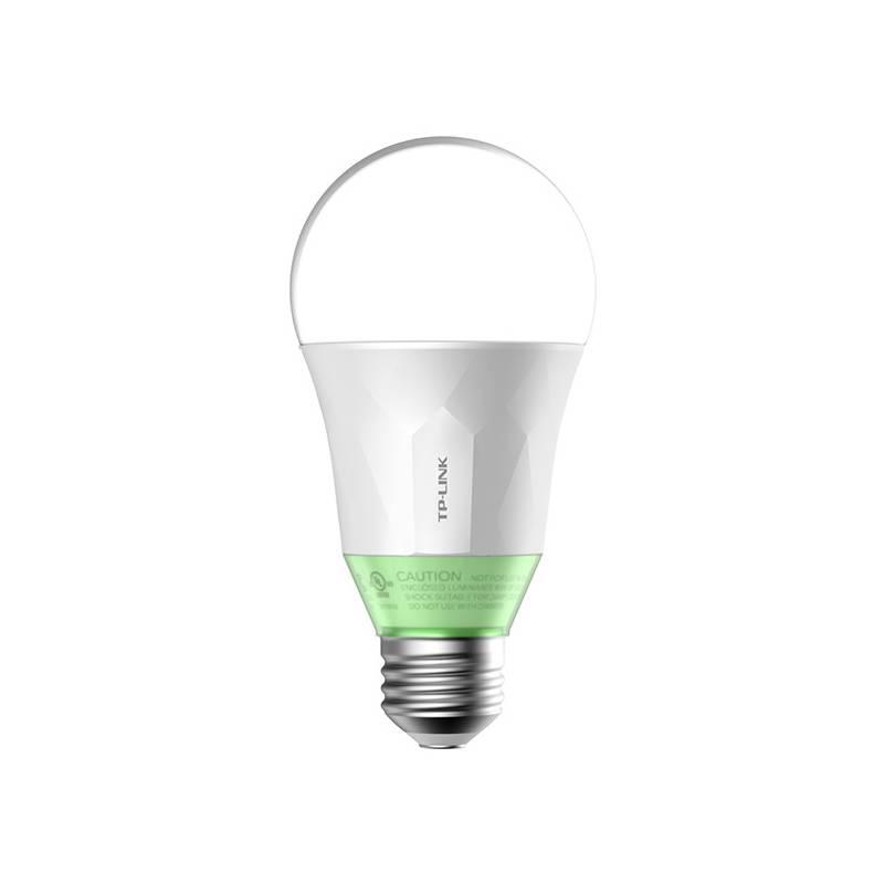 Bezdrátová žiarovka TP-Link LB110 Wi-Fi Smart, 10W, E27 (LB110) biela