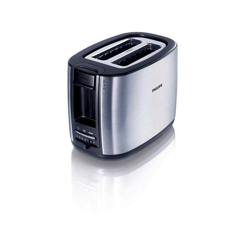 Hriankovač Philips HD2628/20 čierny