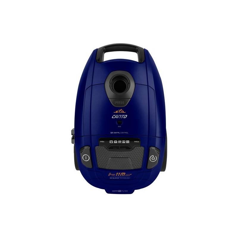 Vysávač podlahový ETA Canto II 149290000 modrý