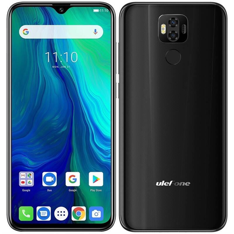 Mobilní telefon UleFone Power 6 (ULE000267) černý