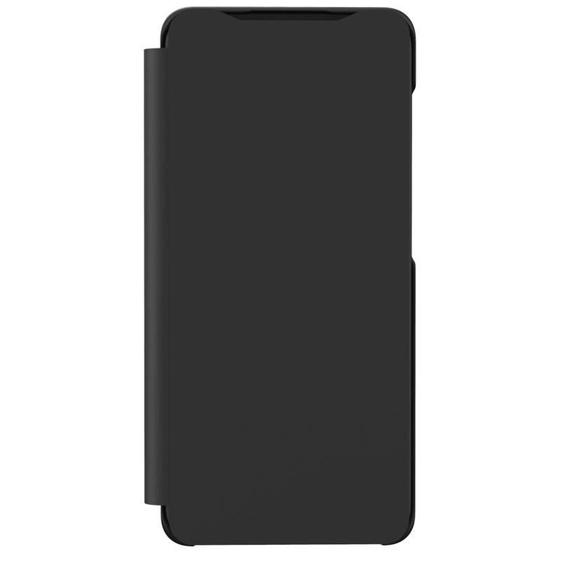 Púzdro na mobil flipové Samsung Galaxy A41 (GP-FWA415AMABW) čierne
