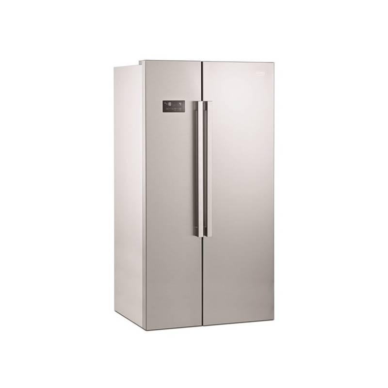 Kombinácia chladničky s mrazničkou Beko GN 163120 X nerez + Doprava zadarmo