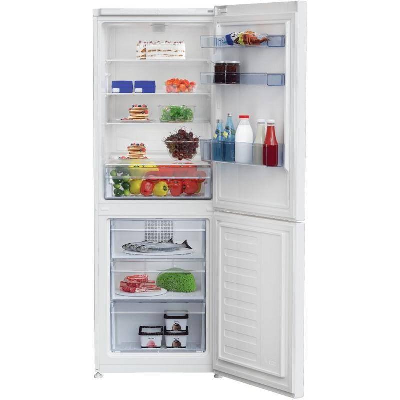 Kombinácia chladničky s mrazničkou Beko RCSA 340 K20W biela + Doprava zadarmo