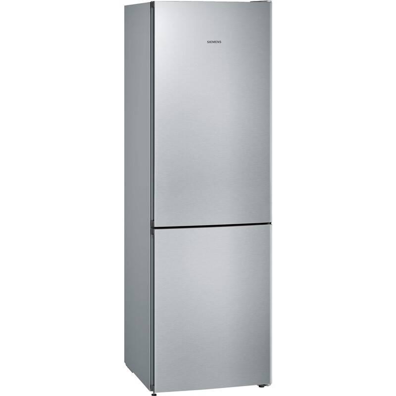 Kombinácia chladničky s mrazničkou Siemens iQ300 KG36NVIEB nerez + Doprava zadarmo