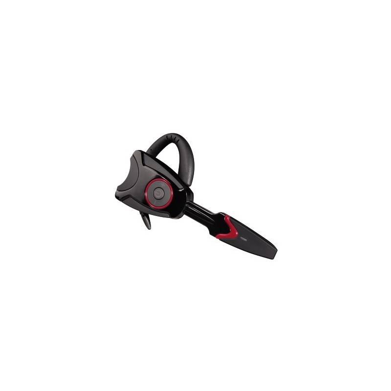 Headset Hama Live Bluetooth pro PS3 (51829) čierny/červený