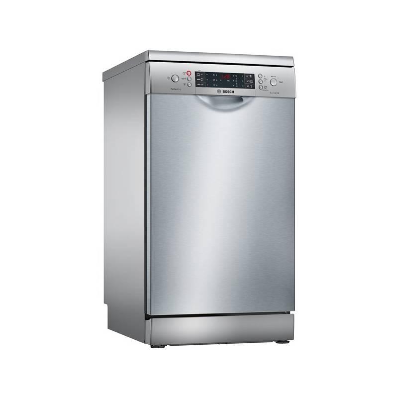 Umývačka riadu Bosch PerfectDry SPS66TI01E nerez + Doprava zadarmo