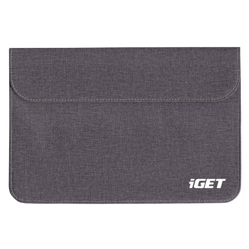 "Púzdro na tablet iGET iC10 na 10.1"" sivé"