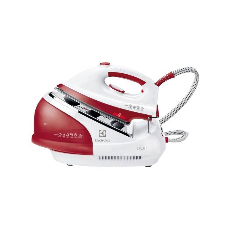 Žehlička Electrolux EDBS2300 biela/červená + Doprava zadarmo