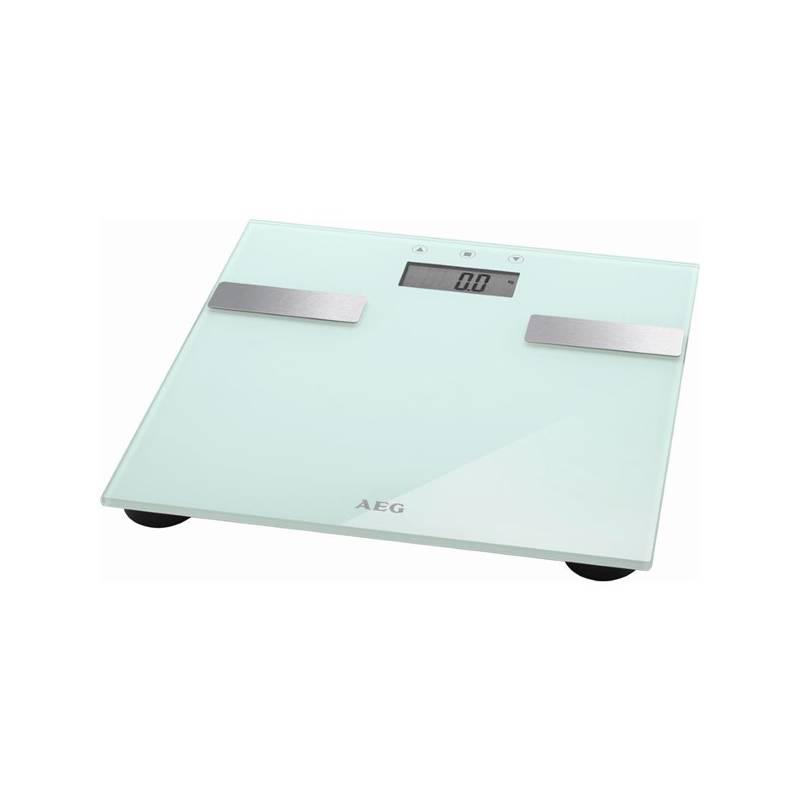Osobná váha AEG PW 5644 WH biela + dodatočná zľava 10 %