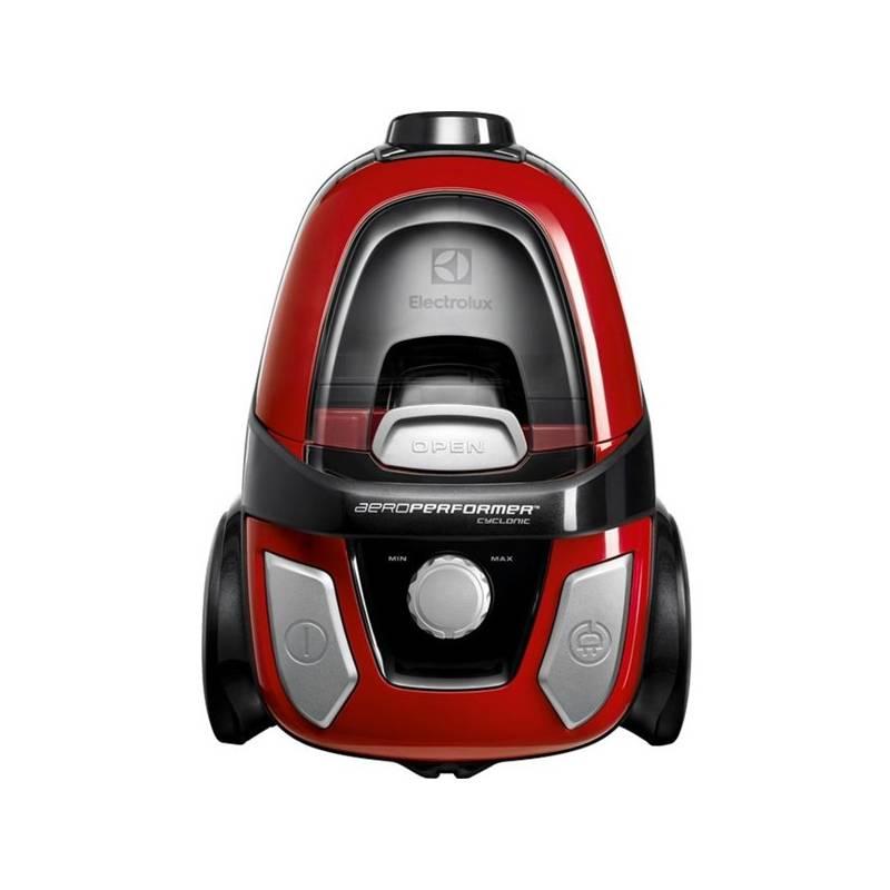 Vysávač podlahový Electrolux Series 99 Z9920EL čierny/červený