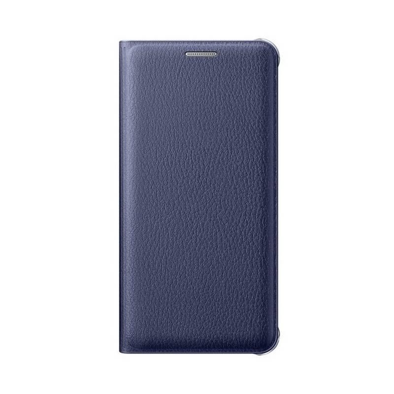 Puzdro na mobil flipové Samsung pro Galaxy A5 2016 (EF-WA510P) (EF-WA510PBEGWW) čierne