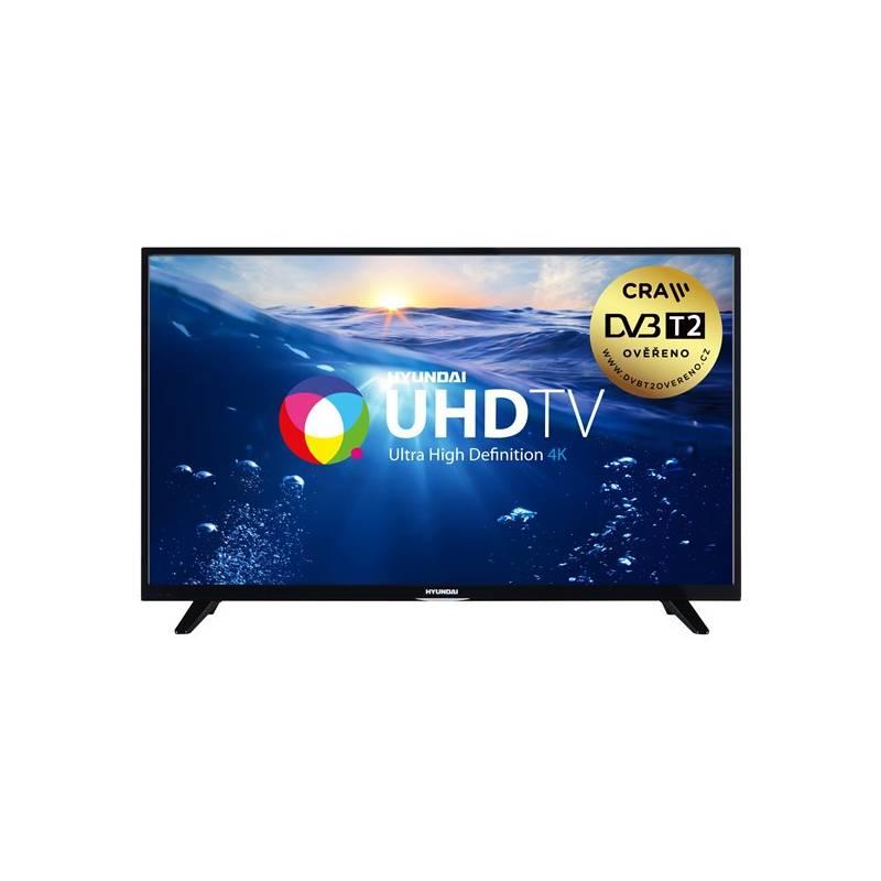 Televízor Hyundai ULS 49TS292 SMART čierna + Doprava zadarmo