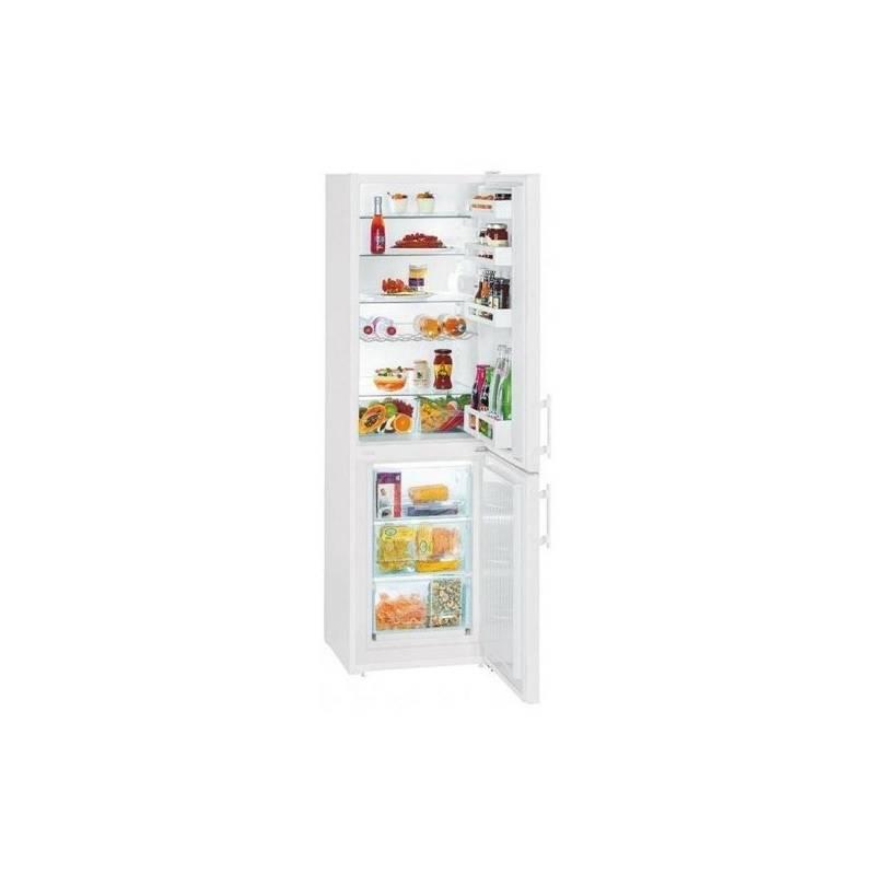 Kombinácia chladničky s mrazničkou Liebherr CU 3311 biela + Doprava zadarmo