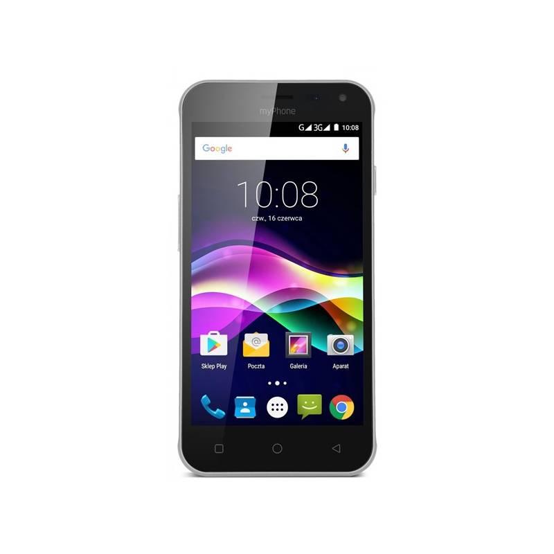 Mobilný telefón myPhone FUN 5 (TELMYAFUN5BK) čierny Software F-Secure SAFE, 3 zařízení / 6 měsíců (zdarma) + Doprava zadarmo