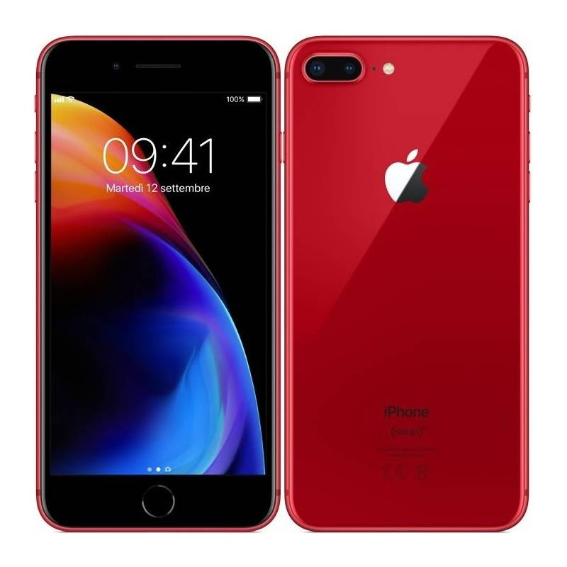 Mobilný telefón Apple iPhone 8 Plus 64GB (PRODUCT)RED Special Edition (MRT92CN/A)