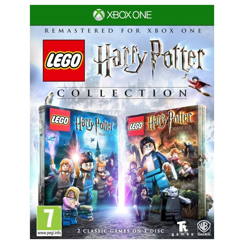 Hra Ostatní XBox One LEGO Harry Potter Collection (5051892217309)