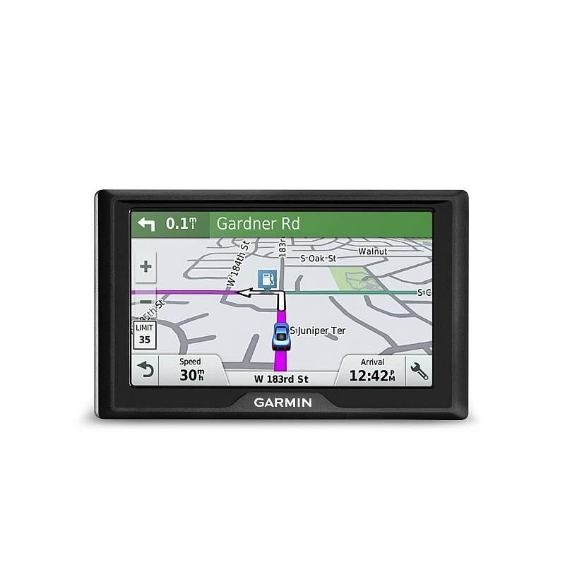 Navigačný systém GPS Garmin Drive 51S Lifetime Europe20 (010-01678-27) čierna