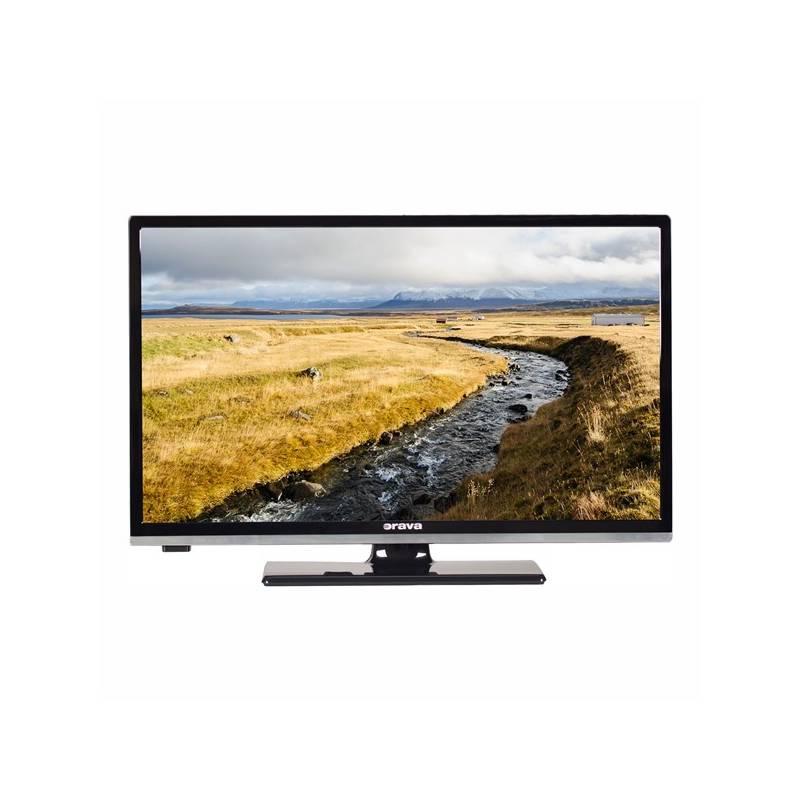 Televízor Orava SK LT-631 čierna