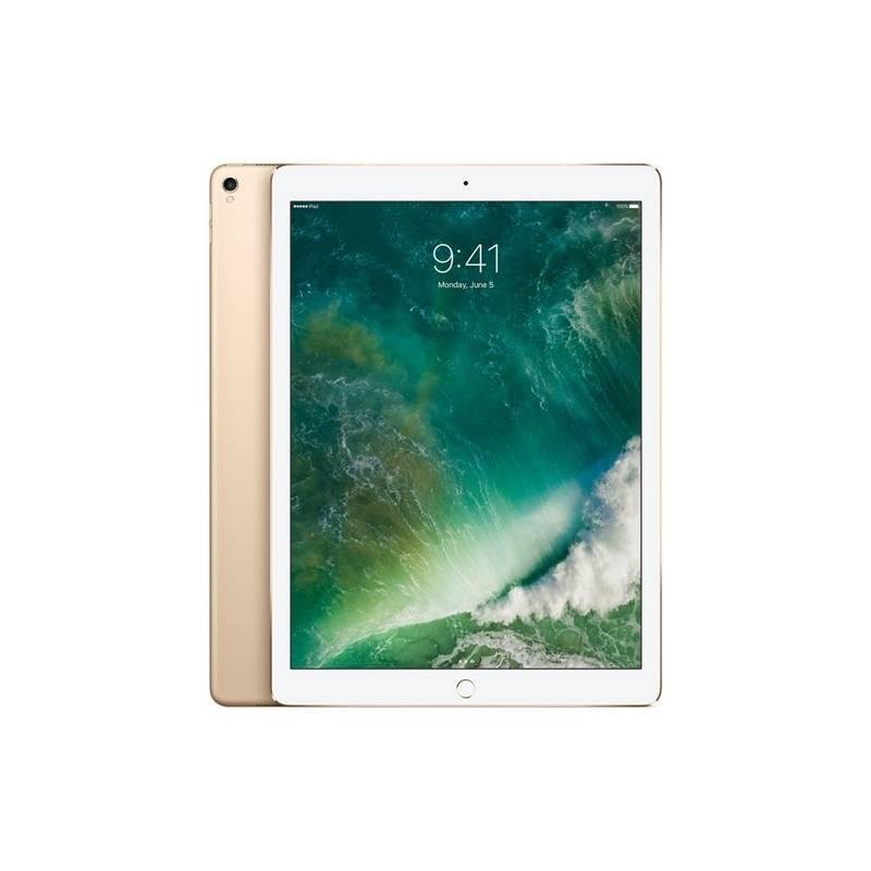 Dotykový tablet Apple iPad Pro 12,9 Wi-Fi + Cell 256 GB - Gold (MPA62FD/A)