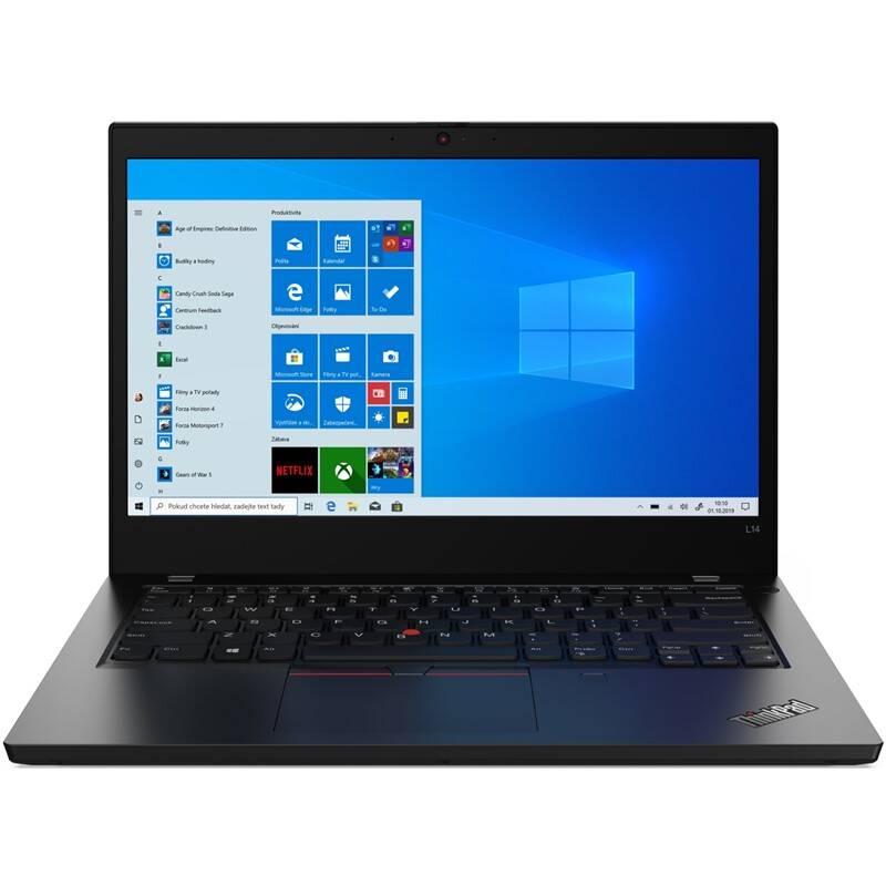 Notebook Lenovo ThinkPad L14 (20U1001ECK) čierny
