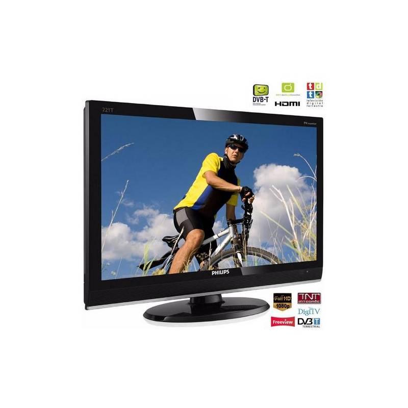 d1cab1122 Monitor s TV Philips 221T1SB (221T1SB/00) čierny   HEJ.sk