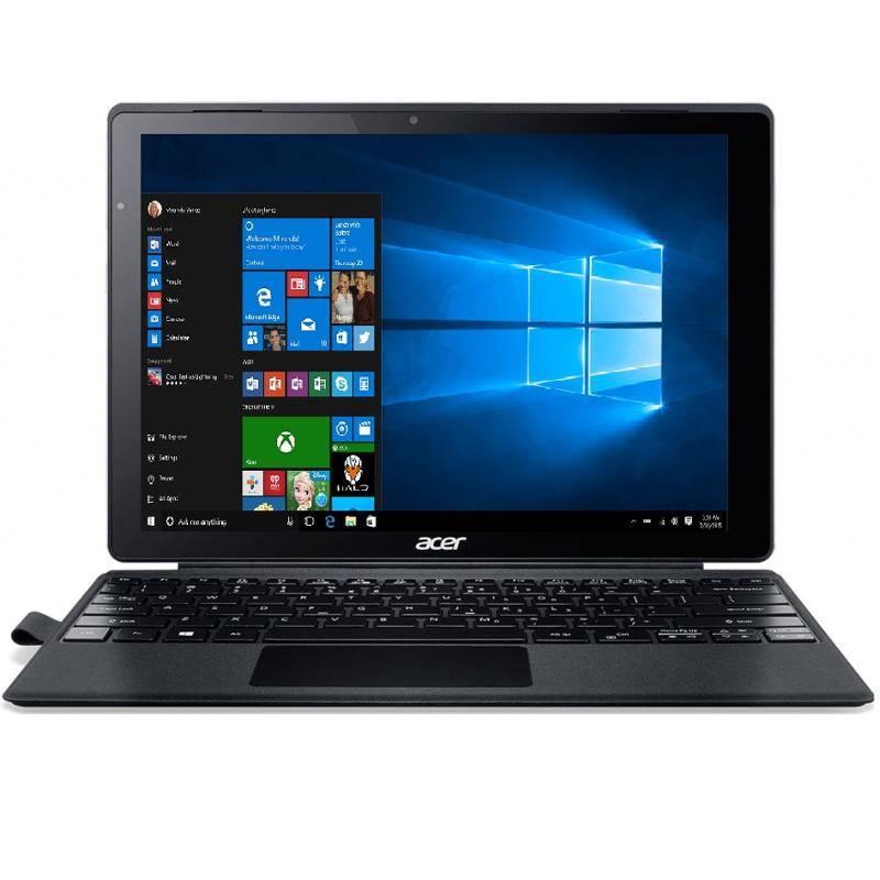 Notebook Acer Switch Alpha 12 (SA5-271-39RJ) (NT.GDQEC.010) strieborný + Doprava zadarmo