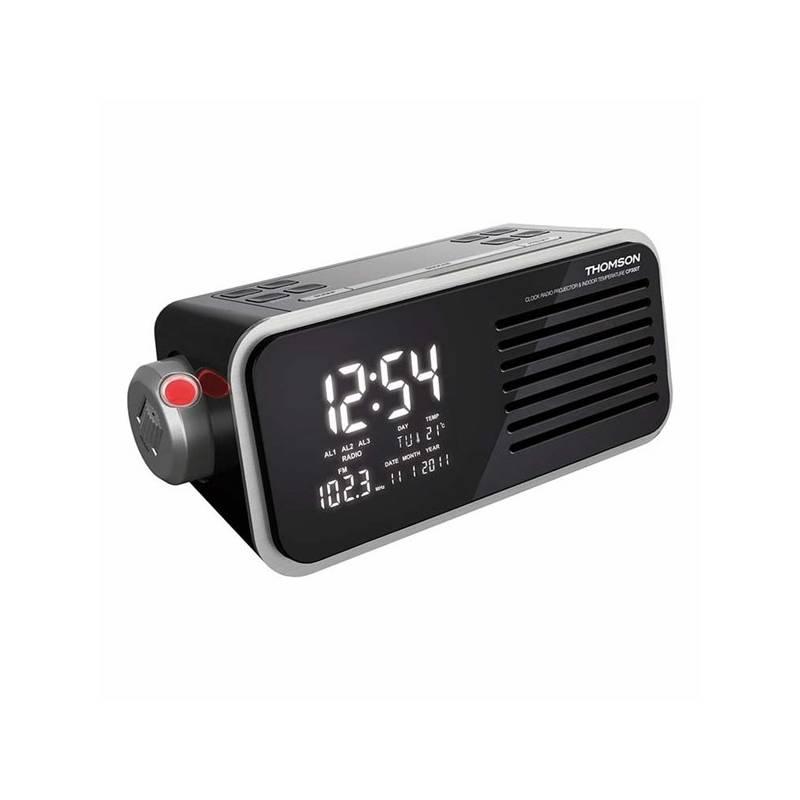 Rádiobudík Thomson CP300T (8tcp300t) čierny